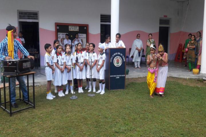 Little Flower Higher Secondary School-Singing