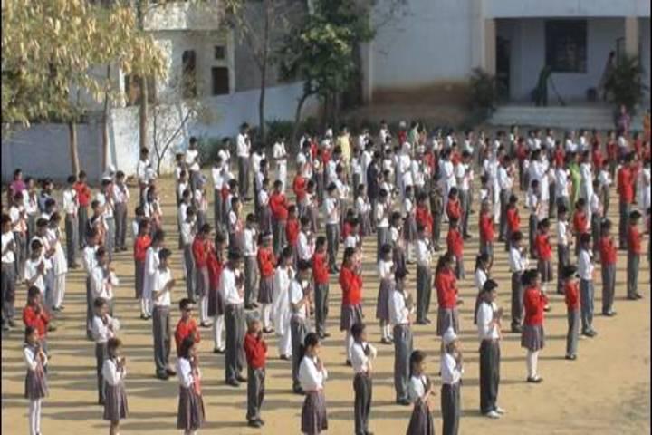 Tiny Tots Higher Secondary School-Assembly