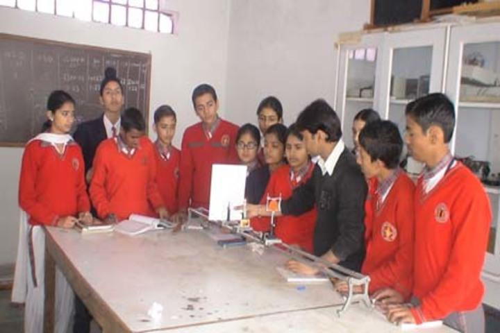 Tiny Tots Higher Secondary School-Physics Lab