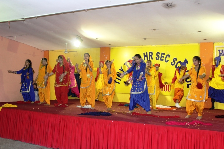 Tiny Tots Higher Secondary School-Dance