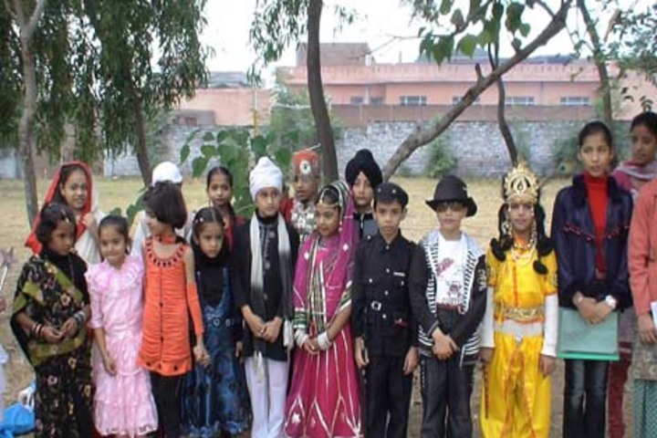 Tiny Tots Higher Secondary School-Fancy Dress