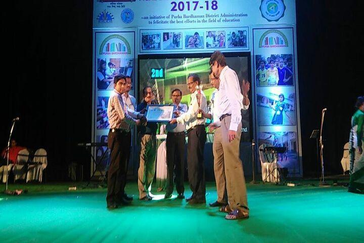 Kalna Maharajas High School-Achievement