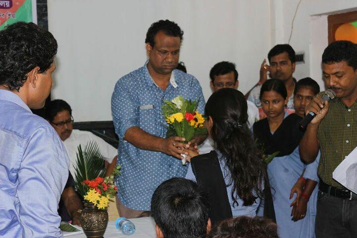 Kalna Maharajas High School-Annual Day
