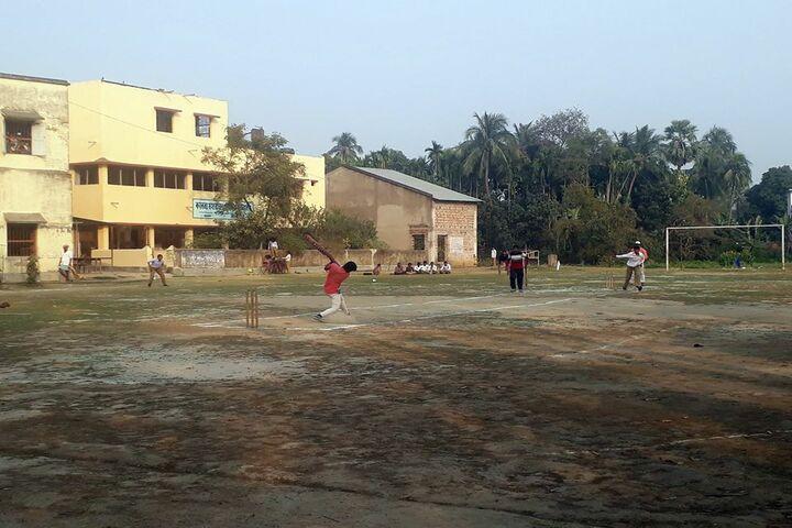 Kalna Maharajas High School-Play Ground
