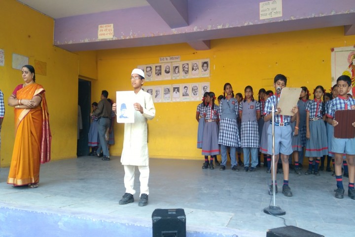 Kendriya Vidyalaya-National Educational Day