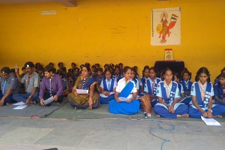Kendriya Vidyalaya-Thinking Day