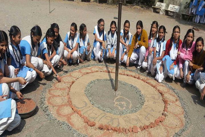 CGSMVM Ambaba Haripara Girls English School-Activity