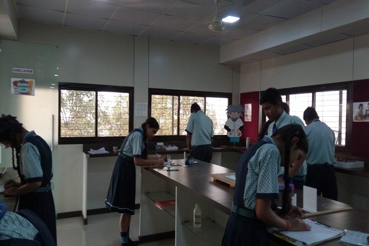 Chandresh Lodha Memorial School-Chemistry Lab