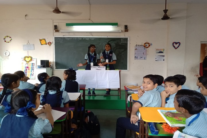 Chandresh Lodha Memorial School-Class Room