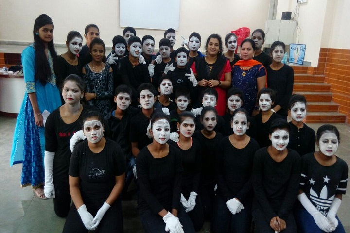 Chandresh Lodha Memorial School-Face Painting Competition