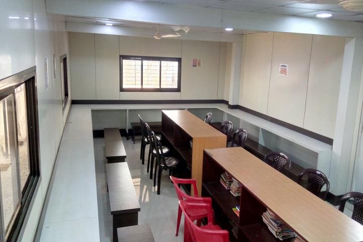 Chandresh Lodha Memorial School-Library