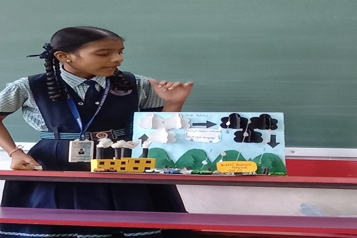 Chandresh Lodha Memorial School-Science Exhibition