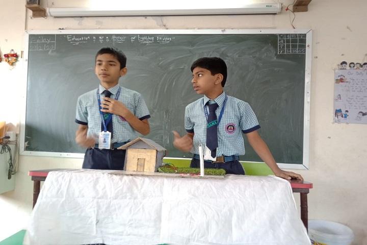 Chandresh Lodha Memorial School-Science Project