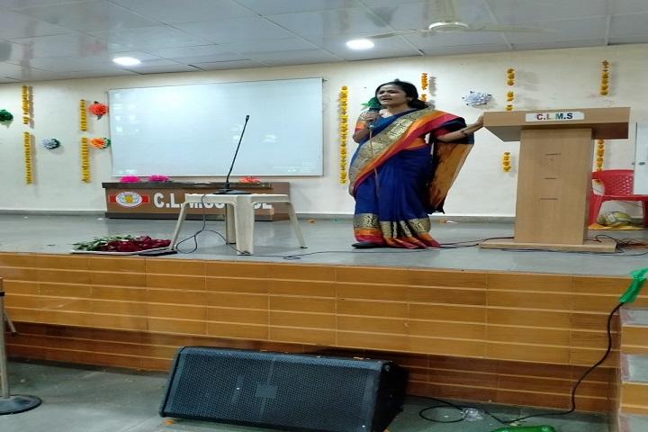 Chandresh Lodha Memorial School-Speech