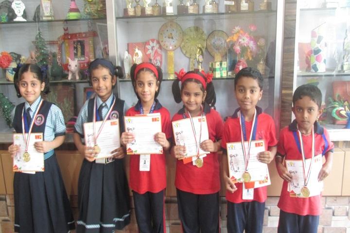 Chandresh Lodha Memorial School-Winner