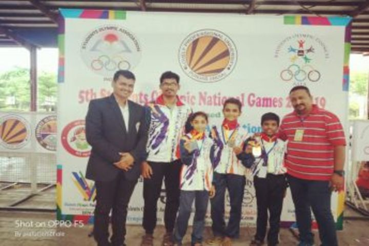 Gurukul International School-Award
