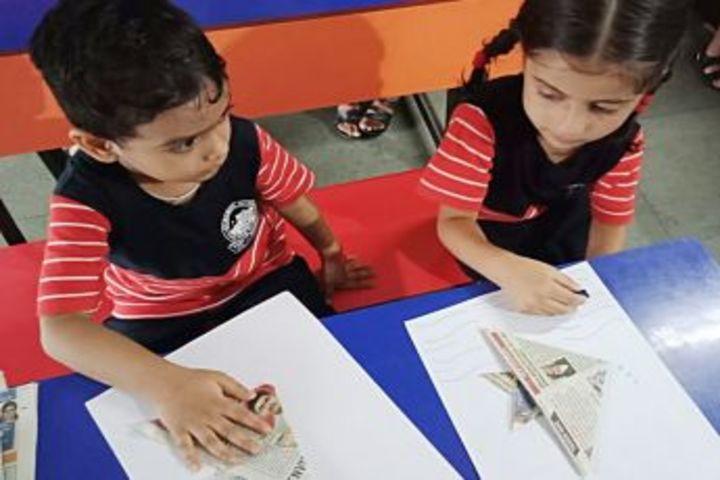 Gurukul International School-Classroom Activity