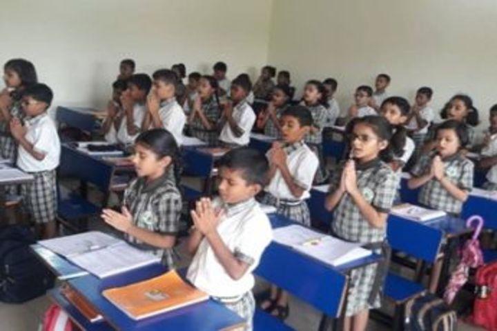 Gurukul International School-Classroom
