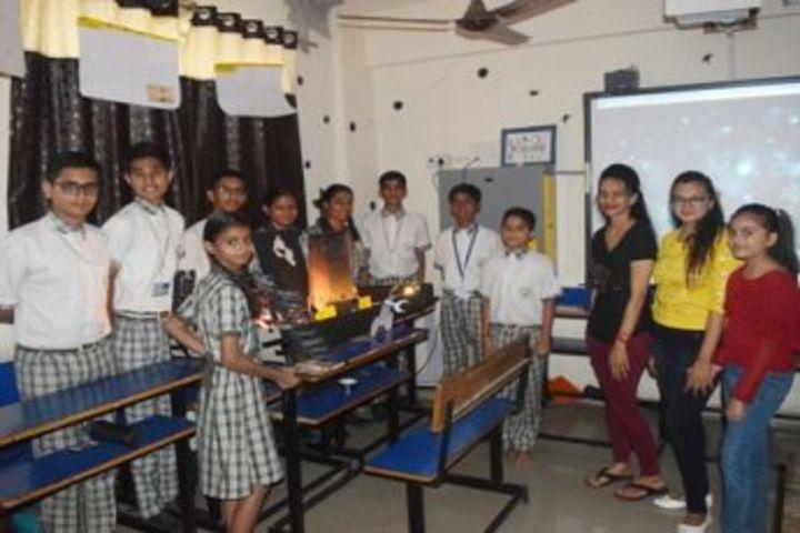 Gurukul International School-School Exhibition