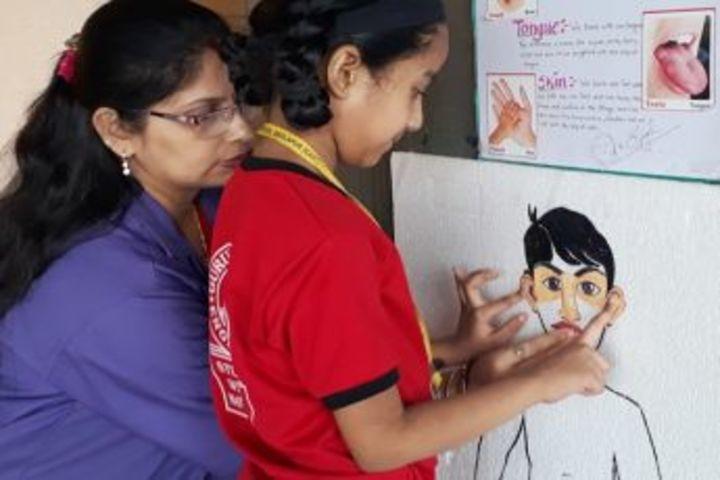 Gurukul International School-Science lab