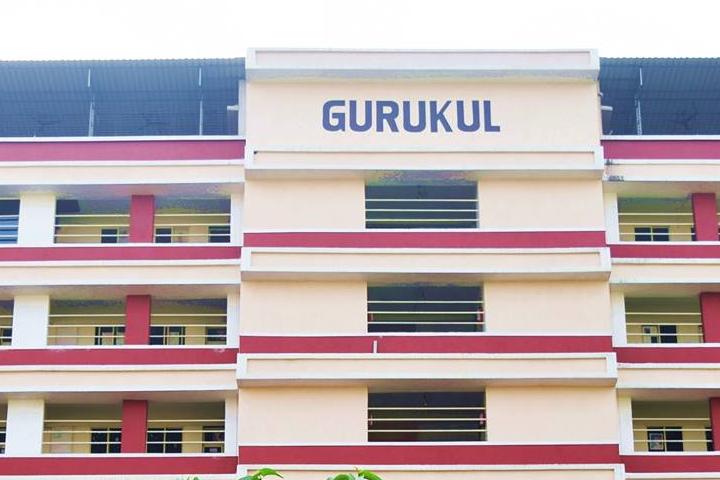 Gurukul International School - School Building View