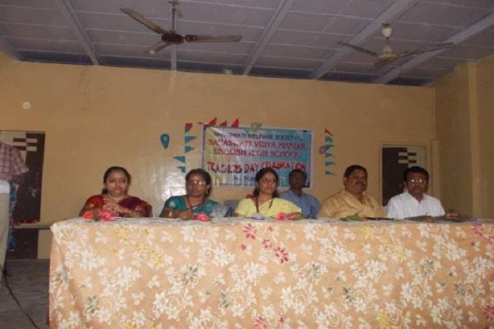 Holy Cross English School-Teachers Day