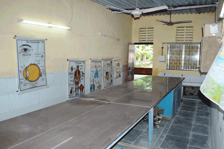 Saraswati Vidya Mandir-Biology Lab