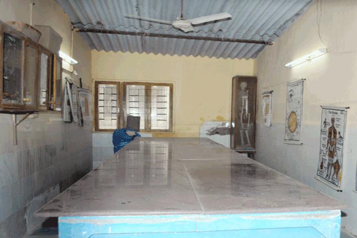Saraswati Vidya Mandir-Science Lab