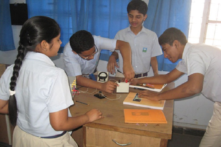 Kaanger Valley Academy-Physics lab