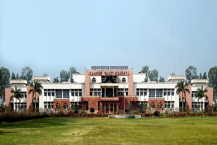 Kaanger Valley Academy-building