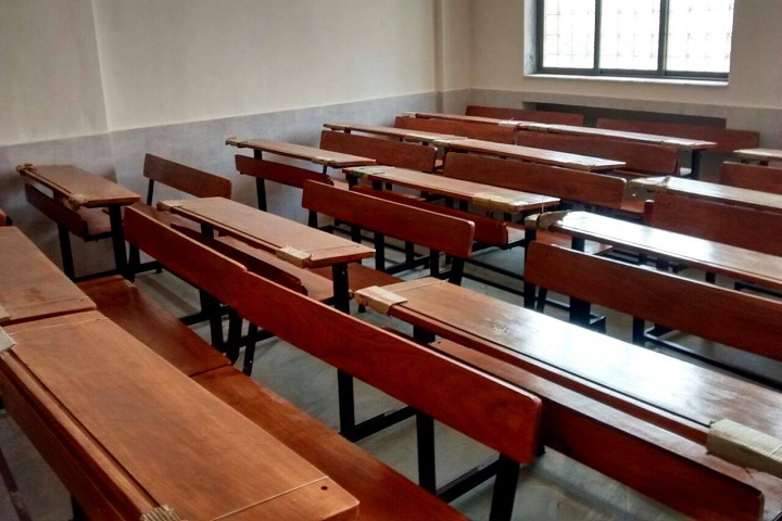 Sri Vani Vidyashala High School-Class Room