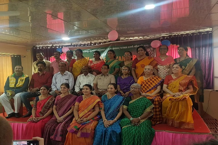 Sri Vani Vidyashala High School-Staff Group Photo