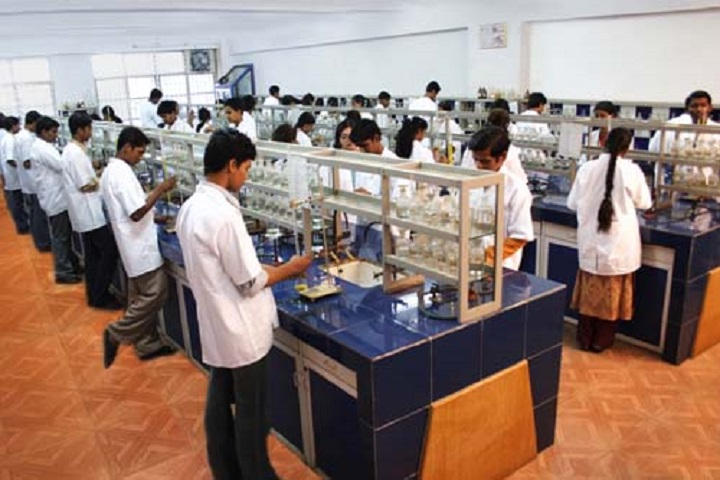 Vedant International High School And Junior College Of Science And Commerce-Chemistry Lab