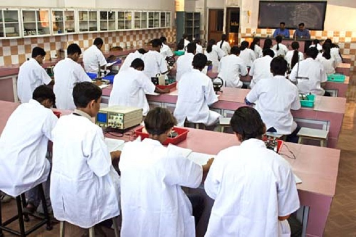 Vedant International High School And Junior College Of Science And Commerce-Physics Lab
