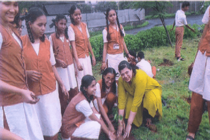 Yashodhan Education Trusts English High School-Plantation