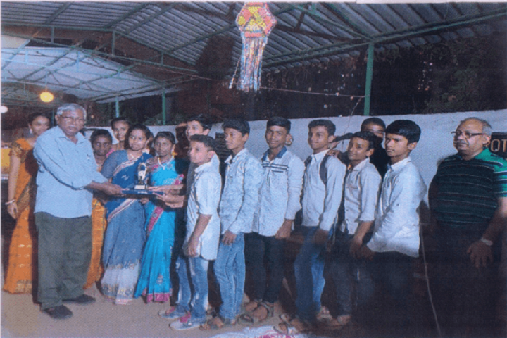 Yashodhan Education Trusts English High School-Prize