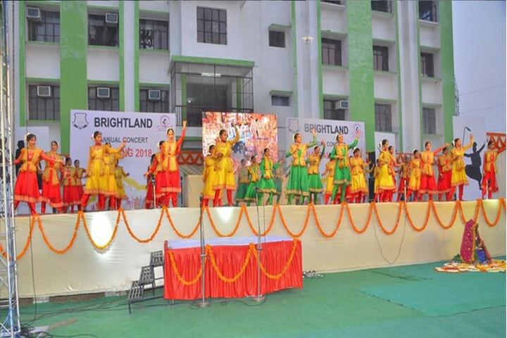 Brightland School-Annual Day