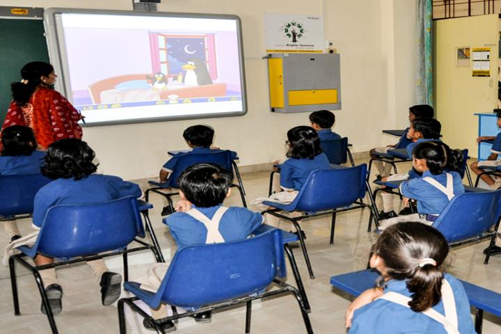Brightland School-Classroom