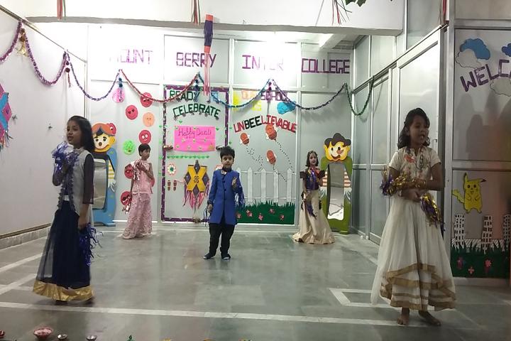 Mount Berry Inter College-Diwali Celebration