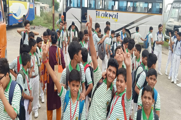 Mount Berry Inter College-Educational Tour