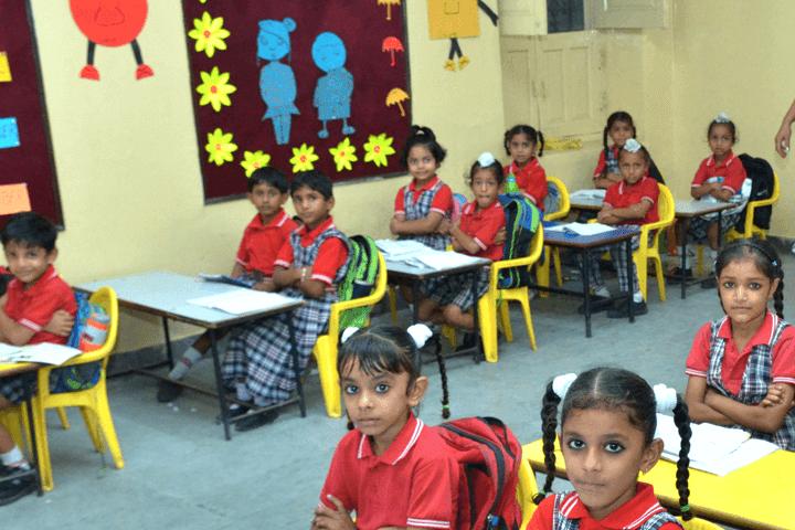 Sri Guru Nanak Dev Senior Secondary School- Classroom