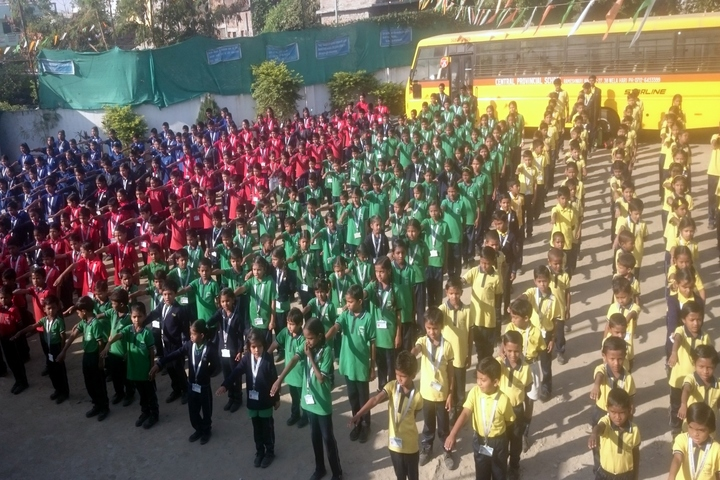 Central Provincial School-Assembly