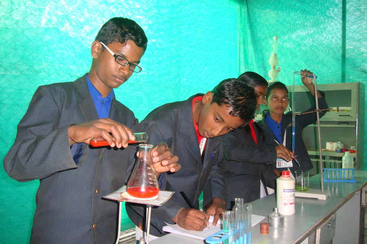 Central Provincial School-Chemistry Lab