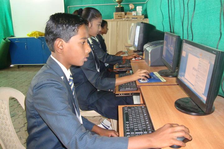 Central Provincial School-Computer Lab