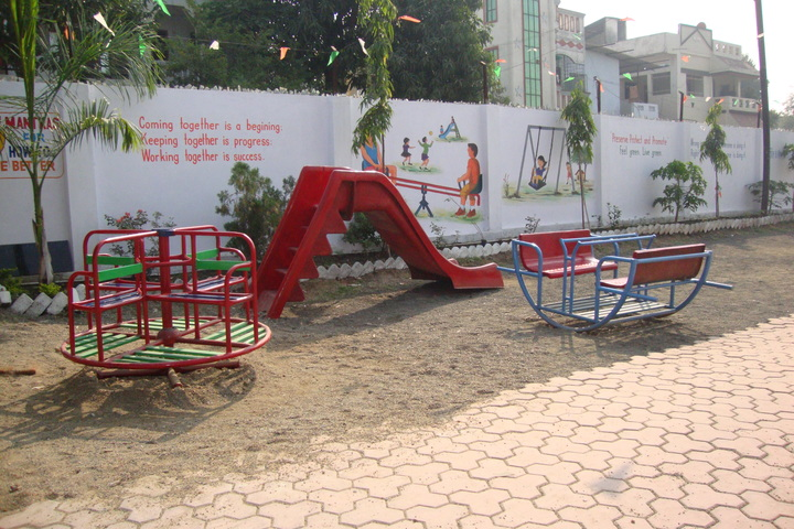 Central Provincial School-Kids Play Area
