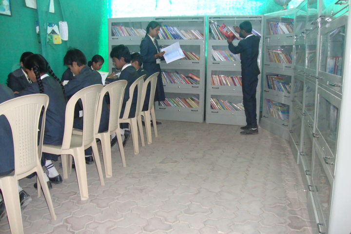 Central Provincial School-Library