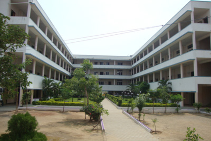 Vedhha Vikas Higher Secondary School-Campus Overview