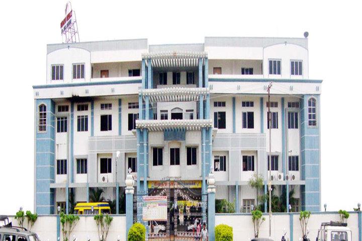 Vedhha Vikas Higher Secondary School-Campus View