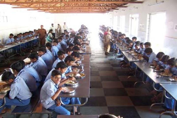 Vedhha Vikas Higher Secondary School-Dinning Hall