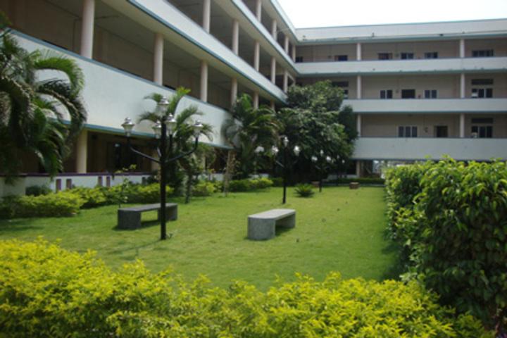 Vedhha Vikas Higher Secondary School-Garden